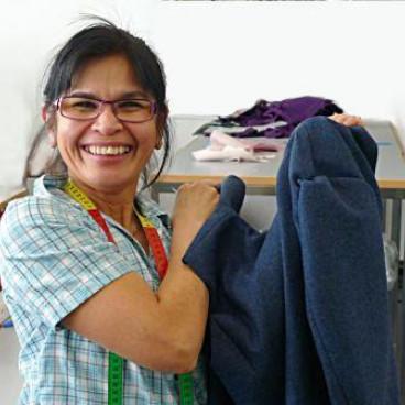 Näh-Punkt | Professionell Kleidernähen